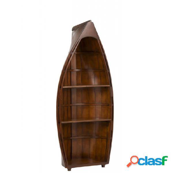 Arcón marr n marron madera 123 x 50 25