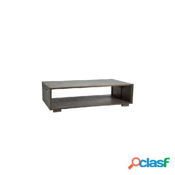 Revistero natural gris madera 145 x 80 36