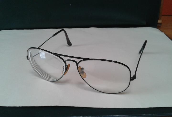 Gafas ray ban graduadas para cambiar cristales. con montura