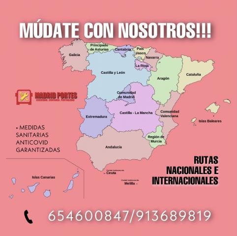 Portes en hortaleza (madrid y alrededores)