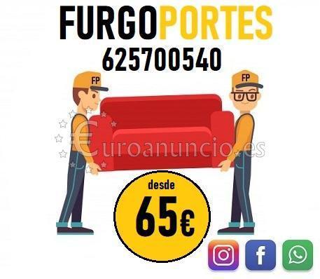 Portes) demasiado baratos en las rozas→625700r540-retiro