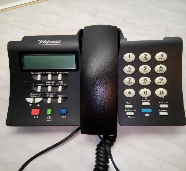 Telefono domo - telefonica. funcionando en lineas adsl.