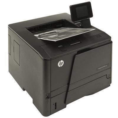 Impresora láser monocromático hp laserjet pro 400 m401dn