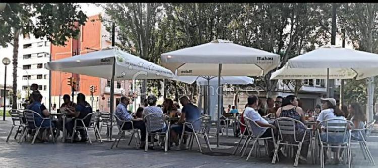 Traspaso bar restaurante por enfermedad demostrable