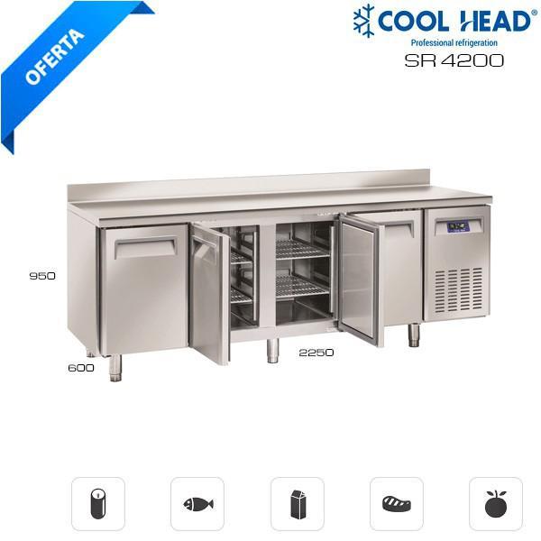 Compre mesa fría de conservación sr 4200 hostelería
