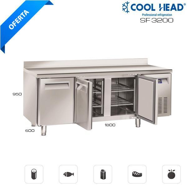 Compre su mesa fría de congelación sf 3200 hostelería