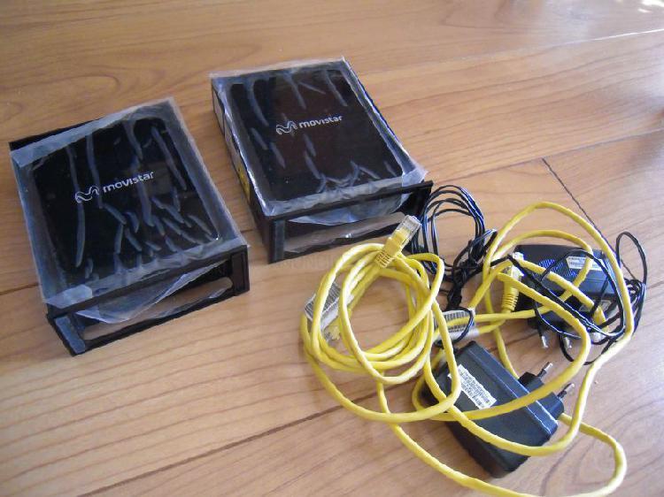 Dos adaptadores inalámbricos altas prestaciones netgear