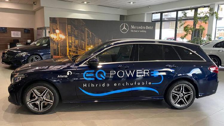 Mercedes-benz clase c 300 de estate