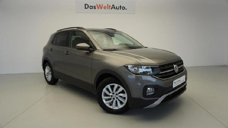 Volkswagen t-cross 1.0 tsi advance dsg7 85kw