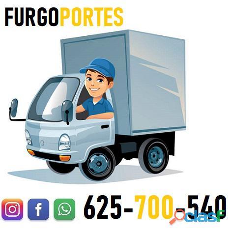 (transporte/portes hortaleza) 625700 540 (escoge tu servicio)