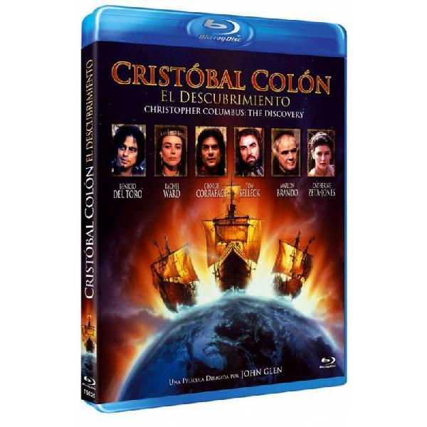 Cristóbal colón: el descubrimiento (blu-ray) (christopher