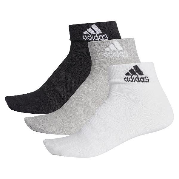 Adidas light tobillo 3 pares