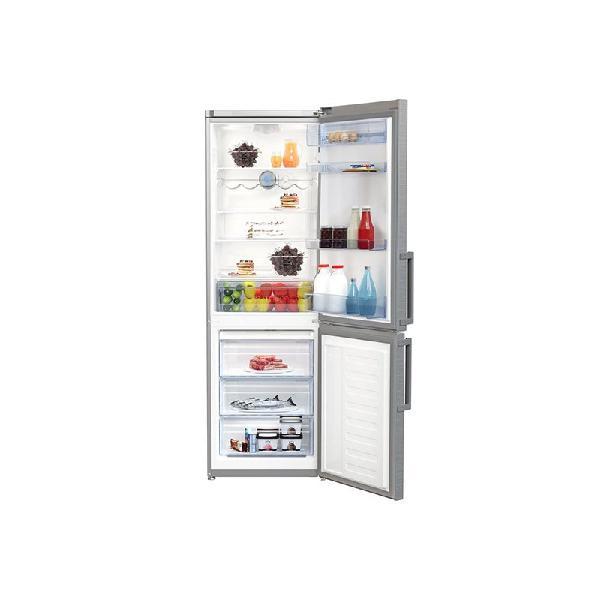 Beko rcsa330k21pt frigorifico combi 1.85cm capacidad total