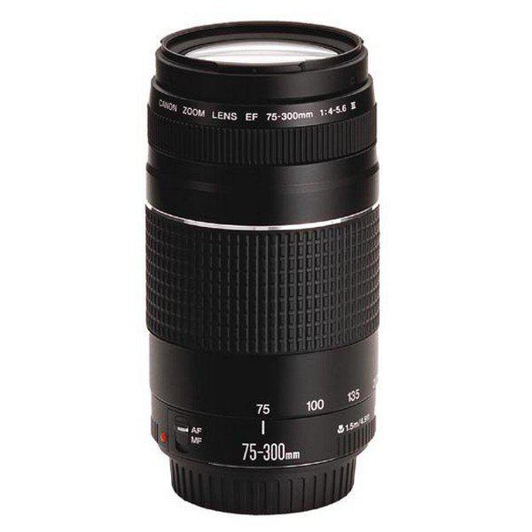 Canon ef 75-300 mm 4-5.6 iii
