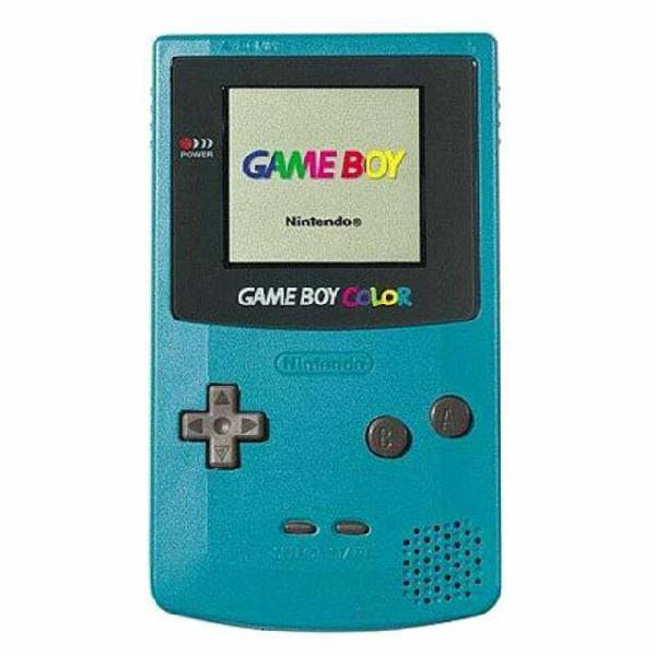 Color de nintendo game boy