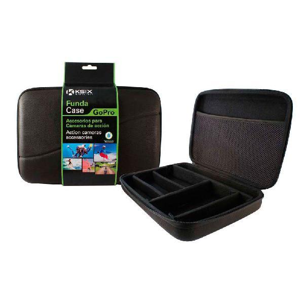 Ksix transport para accesorios gopro y cámaras deportivas