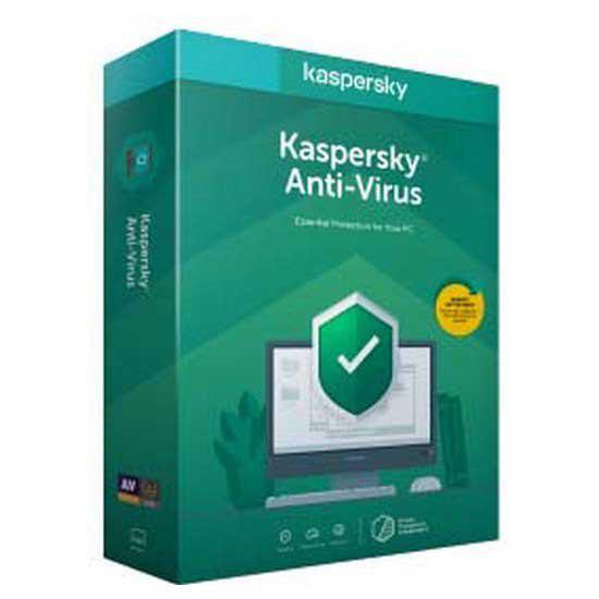 Kaspersky antivirus 2020 1 año
