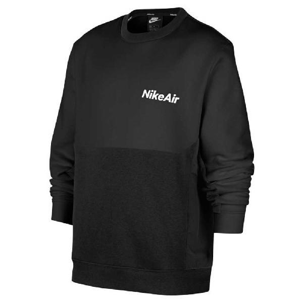Nike sportswear air sleeve crew