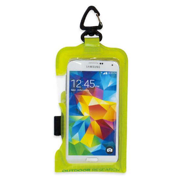 Outdoor research sensor dry pocket premium smart phone large