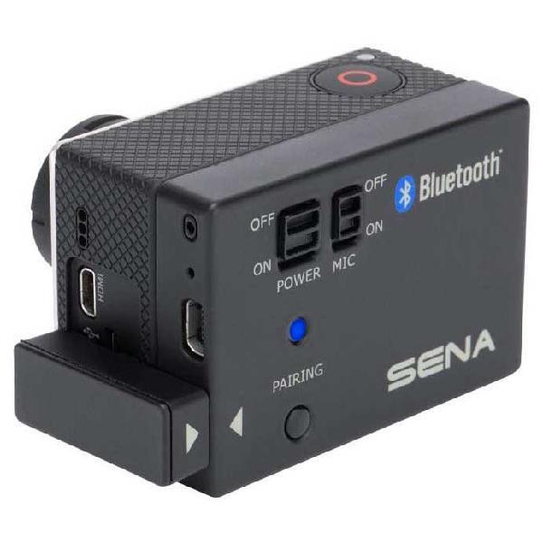 Sena bluetooth audio pack para gopro con carcasa wp