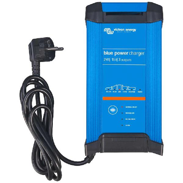 Victron energy blue power ip22 24/8 3 salidas