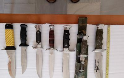 Cuchillos segunda mano