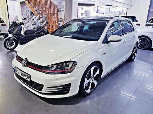 Volkswagen golf gti 2.0 tsi gti 220 '17