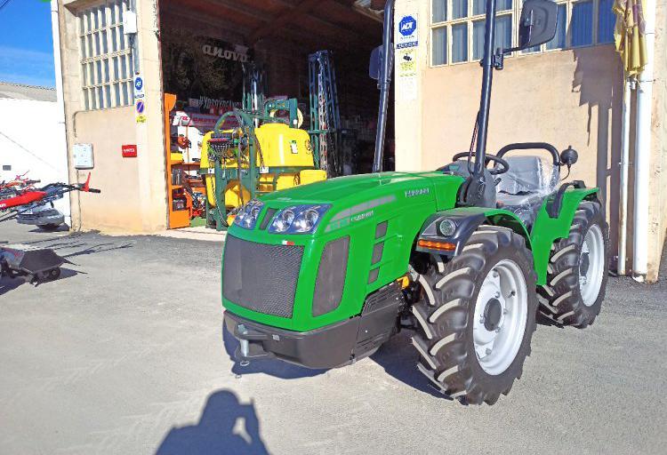 Venta de tractor ferrari cobran l60 ar en teruel