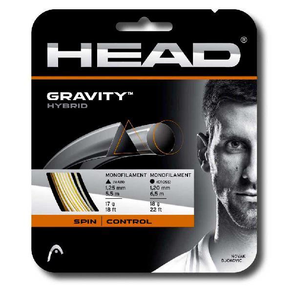 Head gravity hybrid 12 m