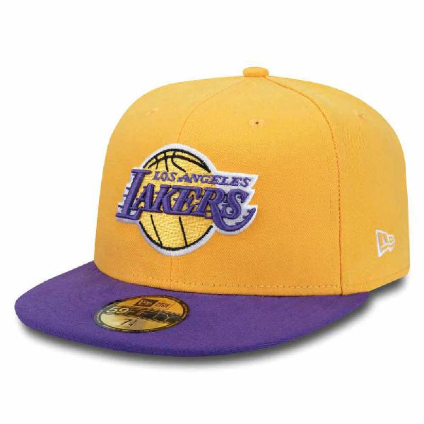 New era 59fifty los angeles lakers