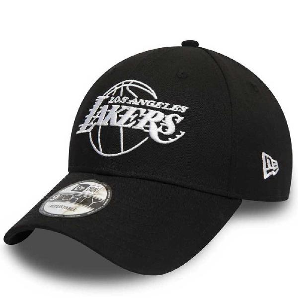 New era nba los angeles lakers essential outline 9forty