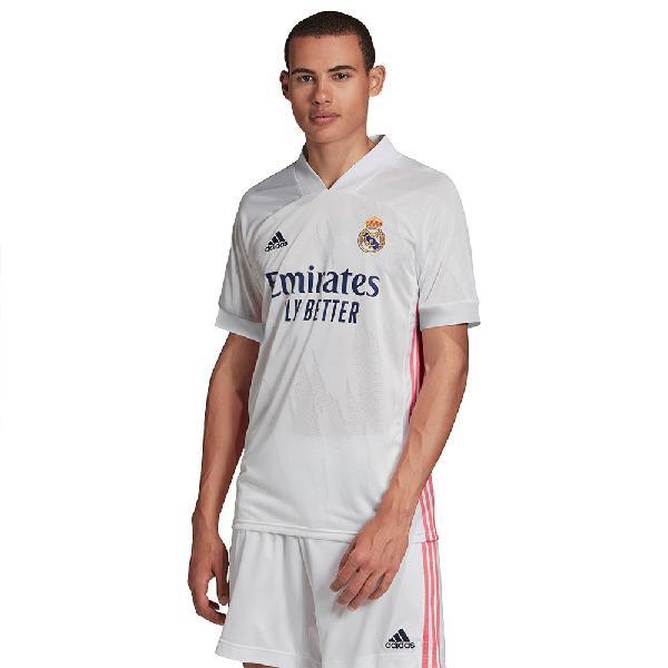 Adidas real madrid primera equipación 20/21