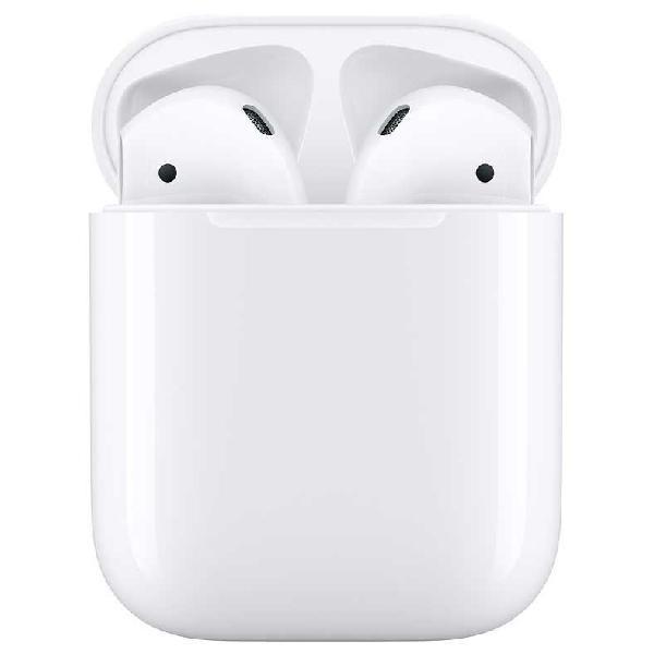 Apple airpods 2 con estuche de carga