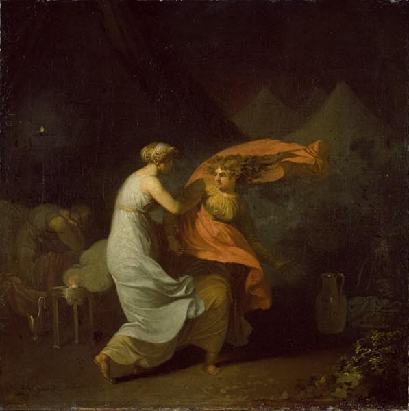 Julia and fulvia