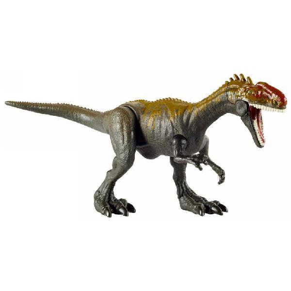 Jurassic world dinosaurio monolophosaurus savage strike