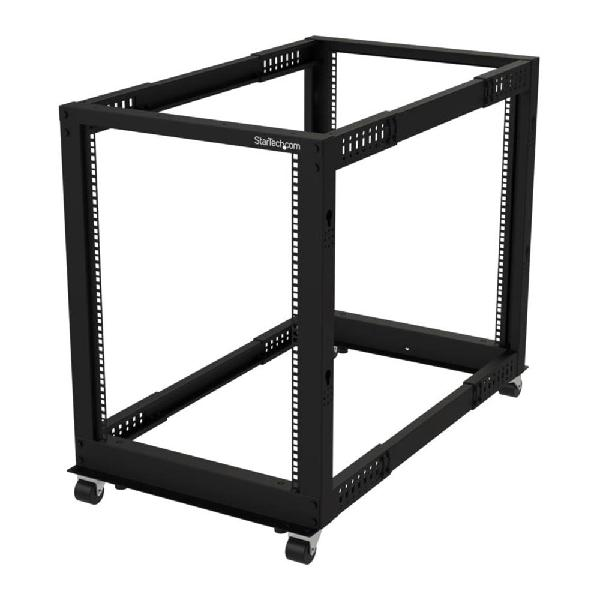 Startech rack de marco abierto 15u de 22 a 40in