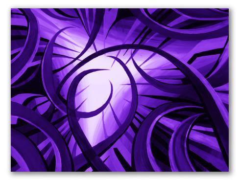 Violeta morado, abstracto