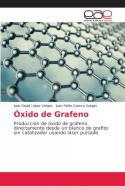 Producción de óxido de grafeno. juan david lópez