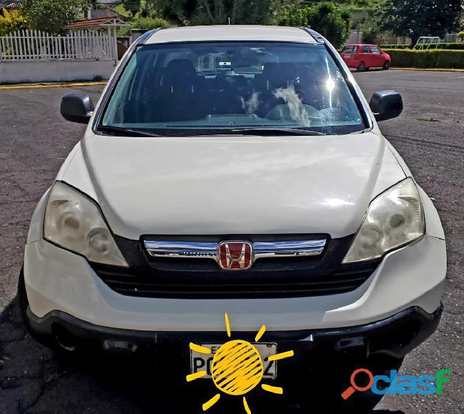 Aprovecha Honda CRV 07 Como Nuevo
