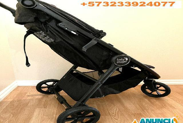 Cochecito baby jogger city mini gt2 - madrid