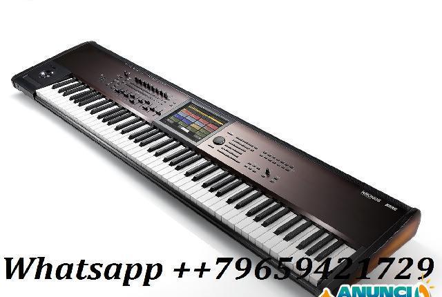 Korg kronos 61 - music workstation with sgx-2 engine -