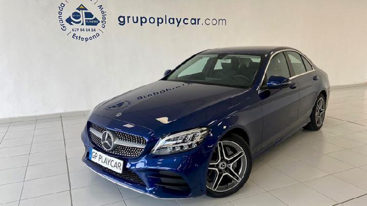 Mercedes-benz clase c 200d 9g-tronic
