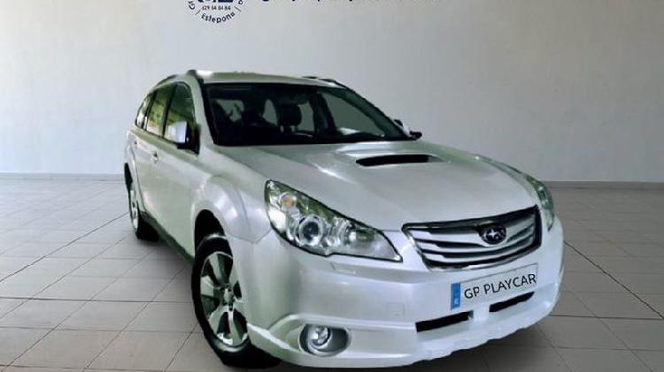 Subaru legacy sw 2.0d executive-s