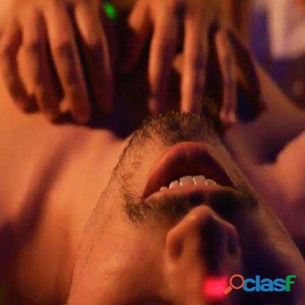 Disfruta con masaje erotico