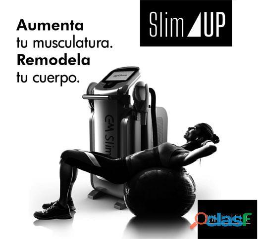 Estimulación muscular electromagnética