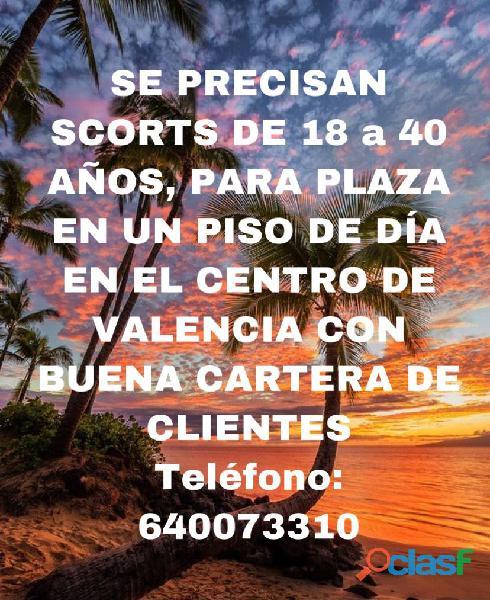 Preciso chicas en Valencia capital ( 18 40 años )