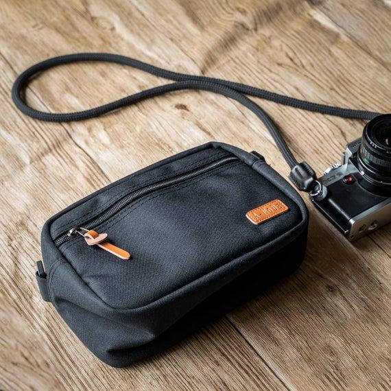 Bolsa de cámara pequeña bolsa de inserción