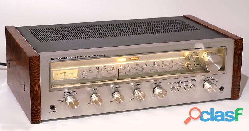 Ampli Tuner Pioneer LX 450