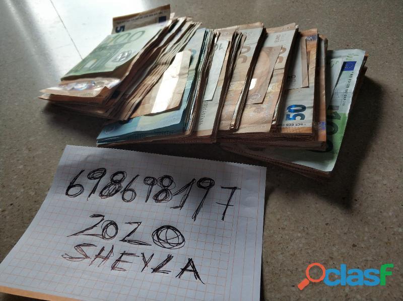 Chicas jovenes y delgadas 200€/300 diarios