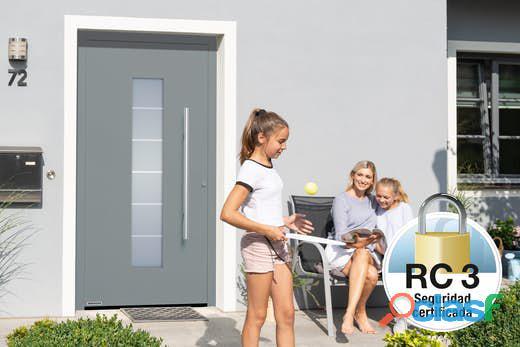 Puertas de entrada a vivienda sin fijo lateral desde 949€